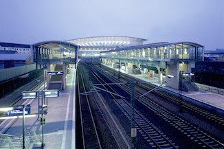 Expo-Bahnhof Hannover Messe - Laatzen